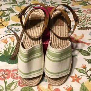 Tory Burch Espadrille Sandals BRAND NEW!